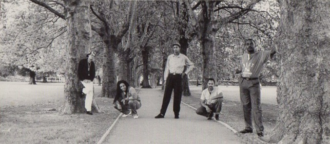 The Instigators band