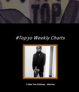 radio top 30 charts number 1